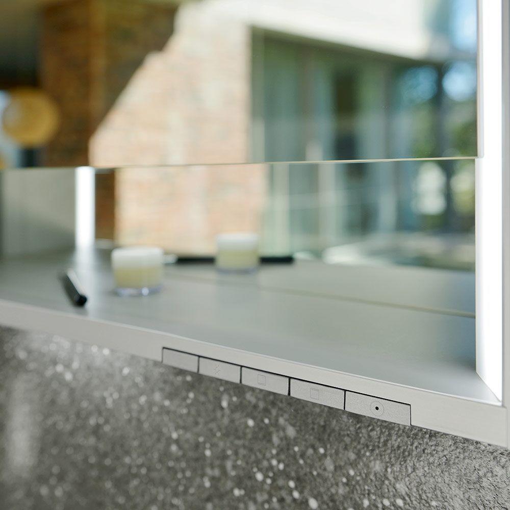Keuco X Line Lichtspiegel 33297302000 Weiss 650x700x105mm Mit Led Beleuchtung In 2020 Home Design Decor Modern House Design Bathroom Design