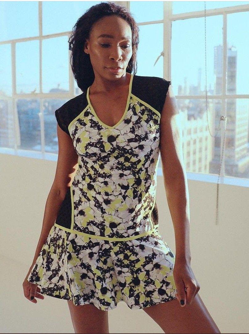 Venus Williams Fashion story, Fashion, Venus, serena