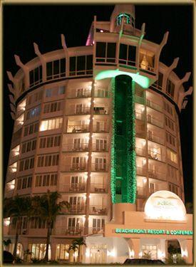 Grand Plaza Hotel Spinners Restaurant St Petersburg Beach Florida