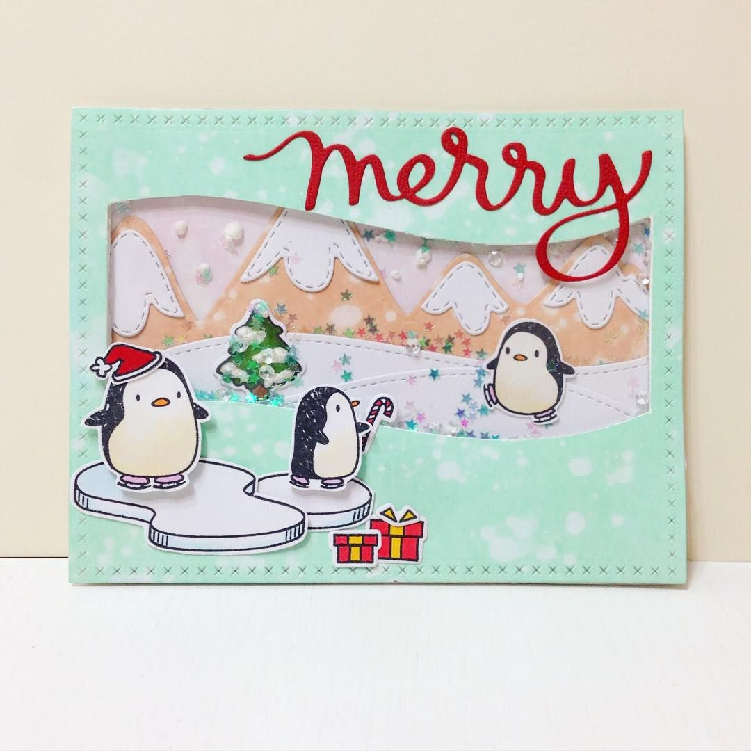 Mama Elephant | Arctic Penguins | Christmas