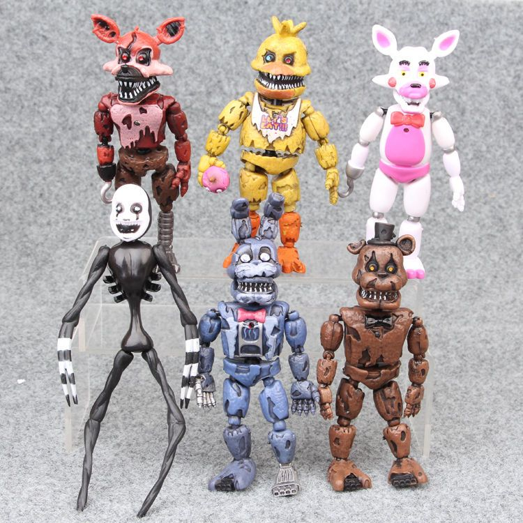 Funko Articulated Five Nights at Freddy/'s Nightmare Freddy Vinyl Figure Toy A1