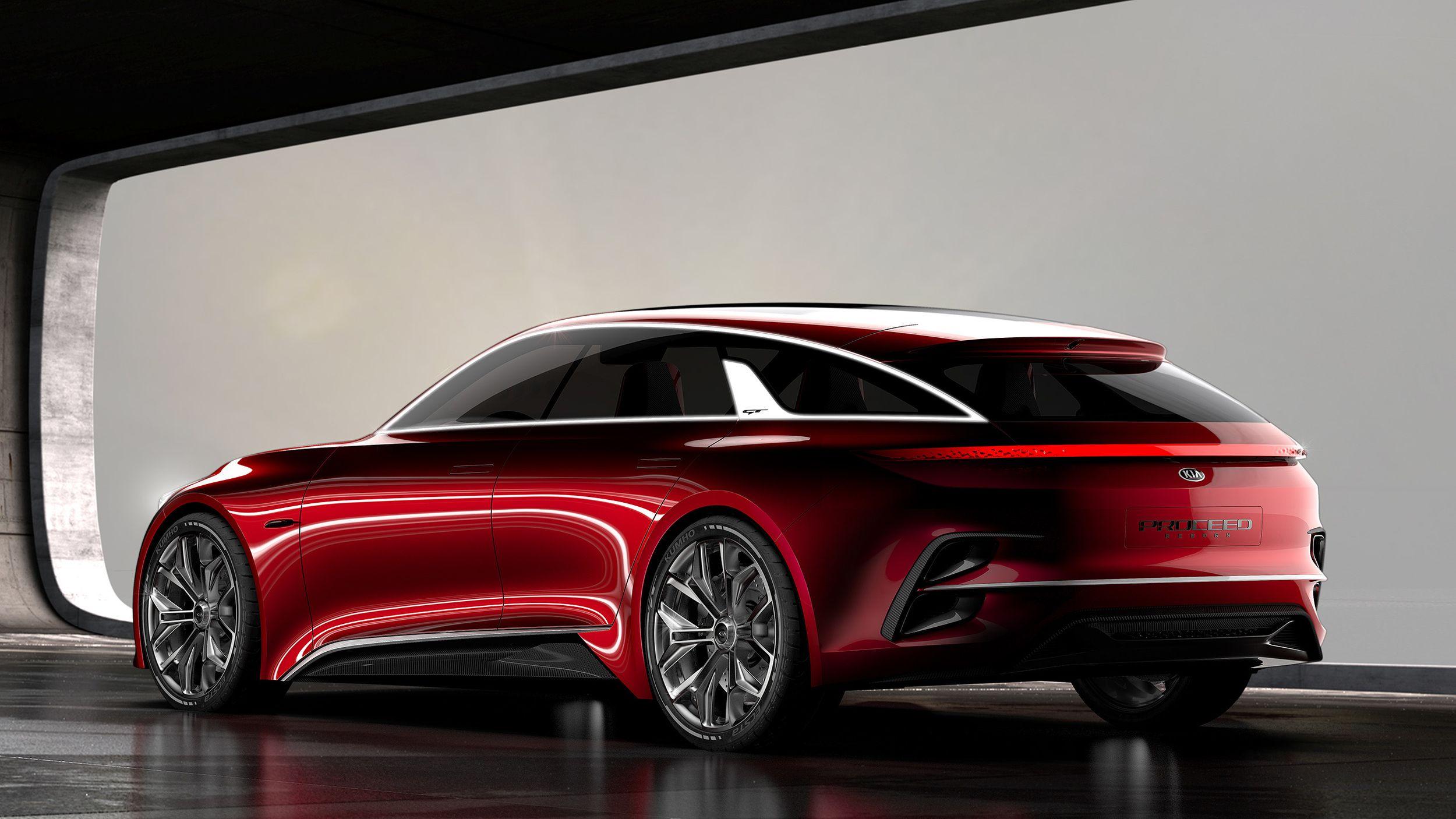 Kia Proceed S Nifty Details Automotive Perfumes And Lavish Design Touches Kia Concept Cars Car Images Kia proceed concept frankfurt motor show