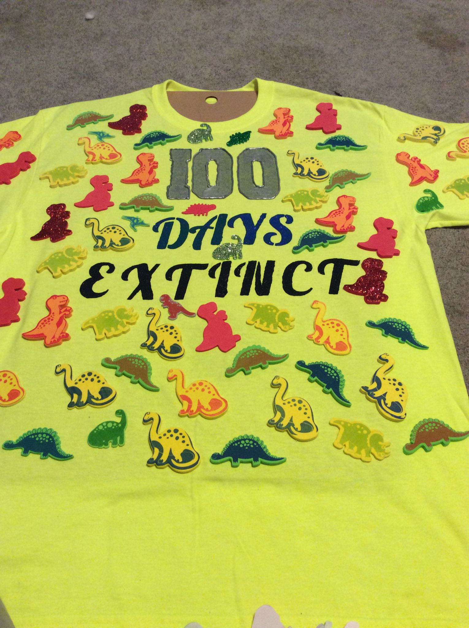 100 Day Of School Shirt Dinosaur With Images 100days Of School