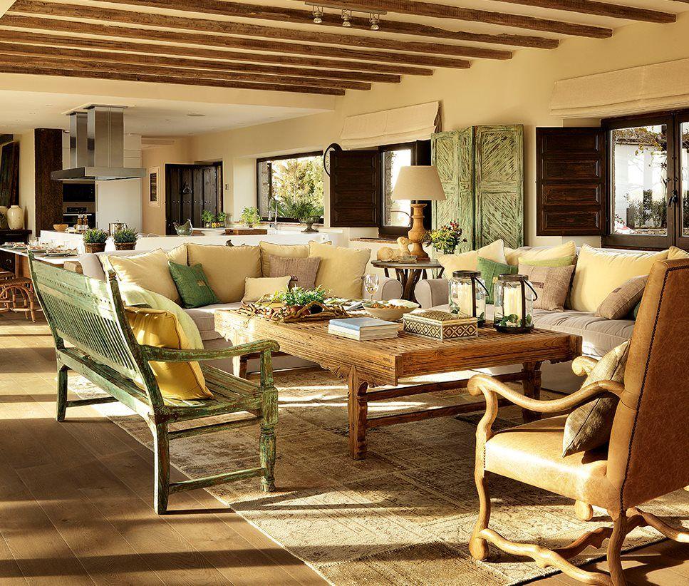 Un Oasis Para Desconectar Casa Ideal Vivienda Rustica Hogar