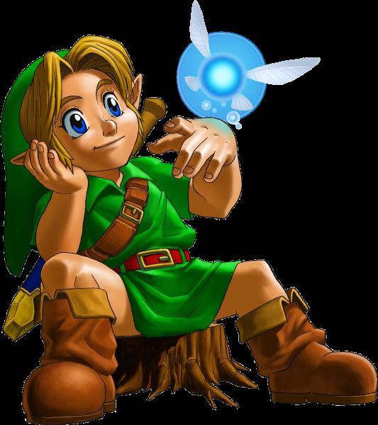 File Young Link Navi Png Legend Of Zelda Ocarina Of Time Zelda Tattoo