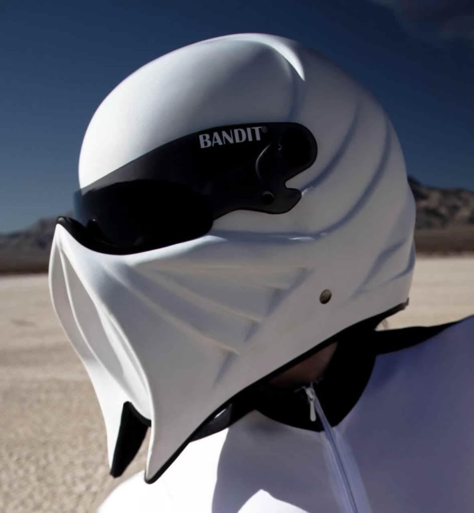 Bandit Style Helmet