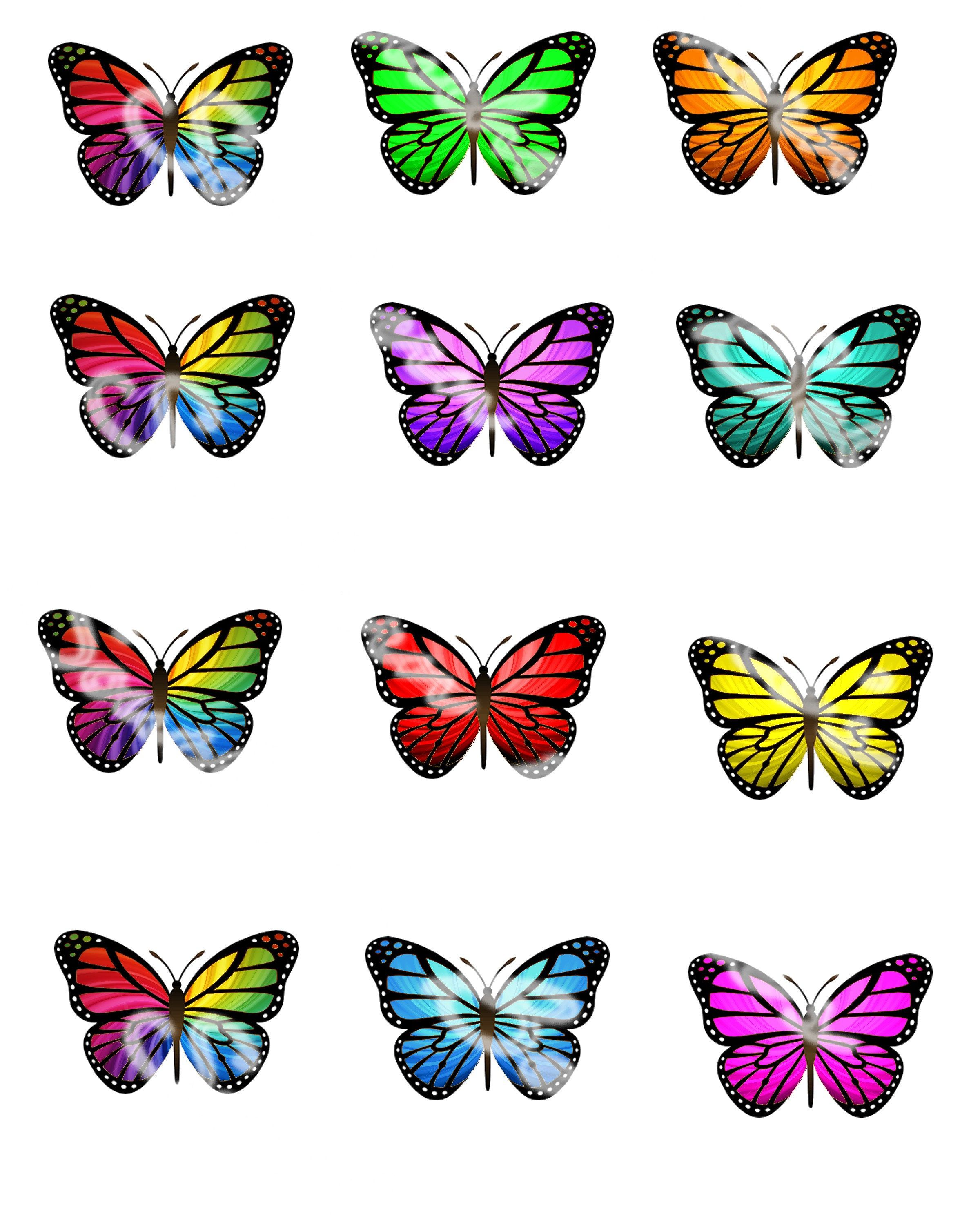 19+ Butterfly cake toppers diy inspirations