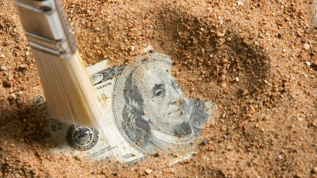 Treasury unclaimed money in the united states amounts to a