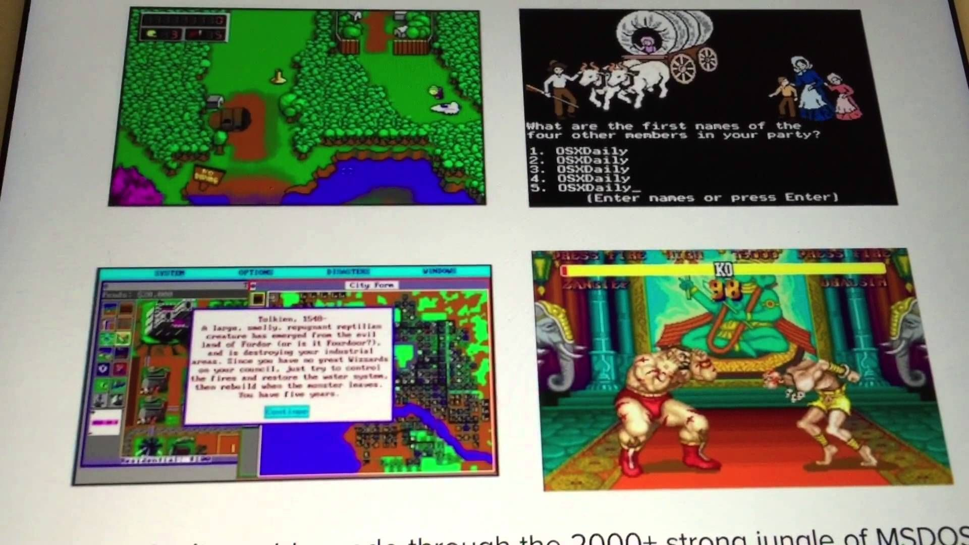 Play Thousands Of Retro Pc Games For Free In Your Web