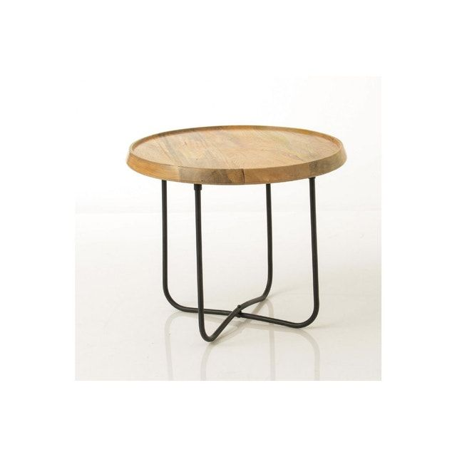 Table Basse Ronde Plateau Bois Table Basse Ronde Plateau Bois Table Basse