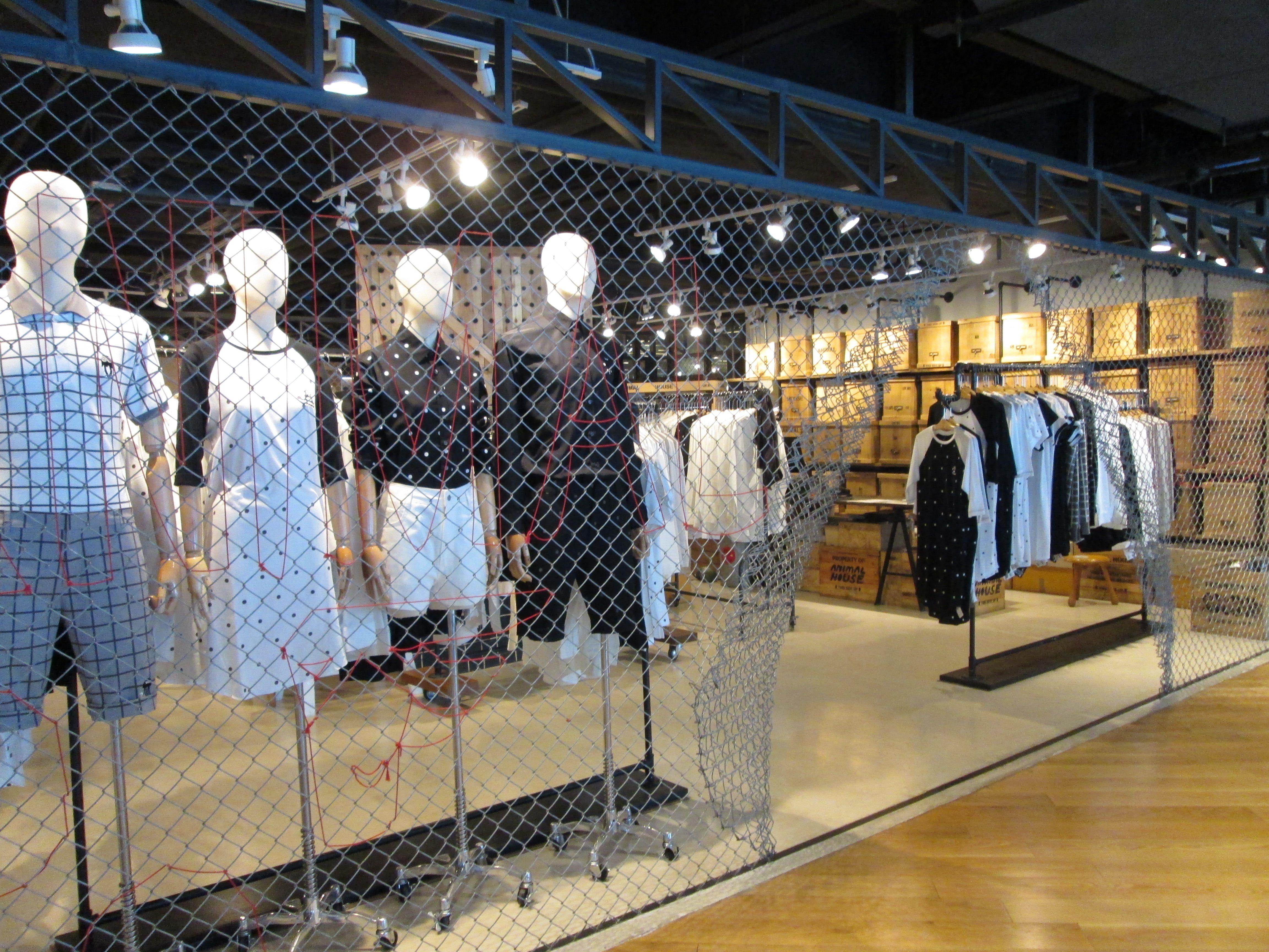 Siam Center Bangkok Store Interior Shopping Malls Mall Bangkok