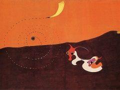 The Farm, 1922 by Joan Miro