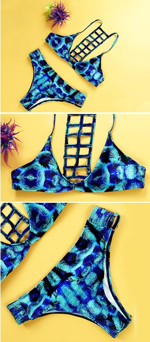 Maybe you're amazed at the way you really need it.This bikini sets will totally give you a fresh look and you would be amazed at how gorgeous you could be.Shop it at FIREVOGUE.COM