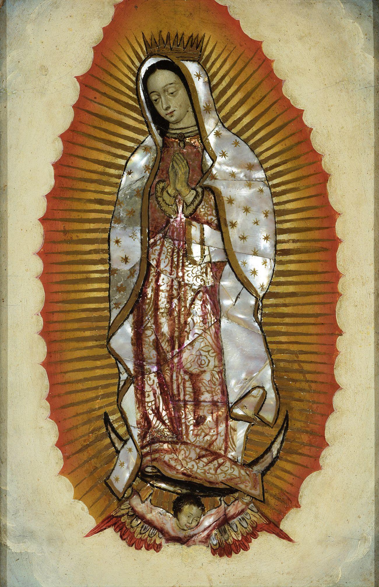 Grandes Milagros de la Virgen de Guadalupe