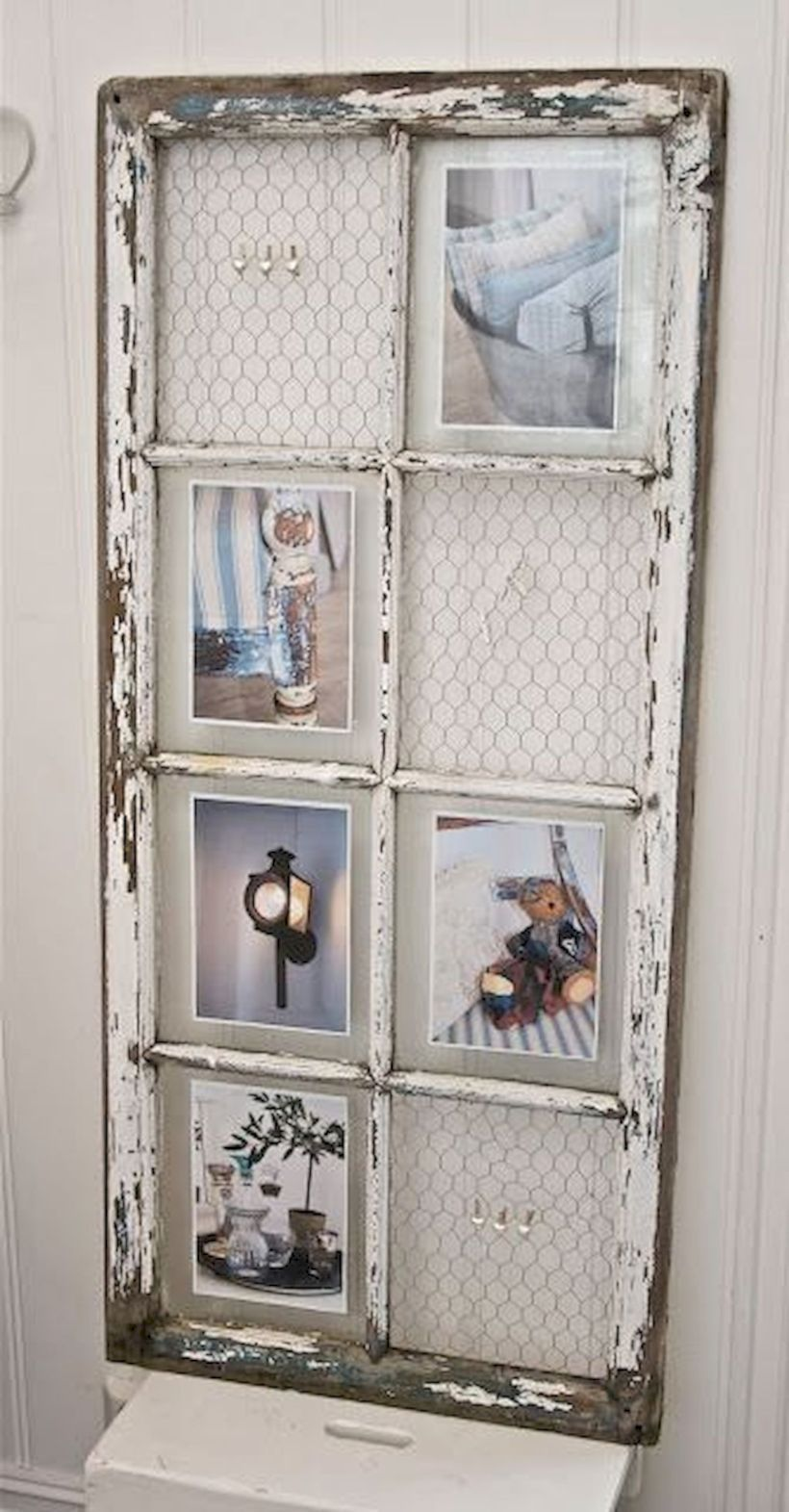 48 Newest Diy Vintage Window Ideas For Home Interior Makeover Roundecor Old Window Projects Window Crafts Old Window Frames