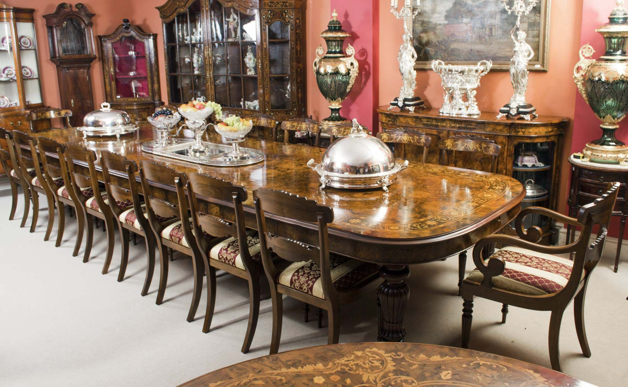 Large Dining Room Table And Chairs Large Dining Room Table