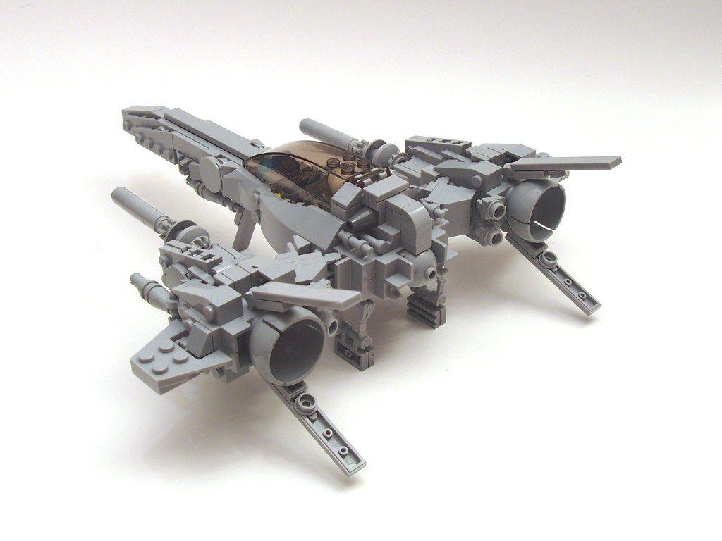 Yjf 47 Prototype Lego Design Cool Lego Creations Lego Ship