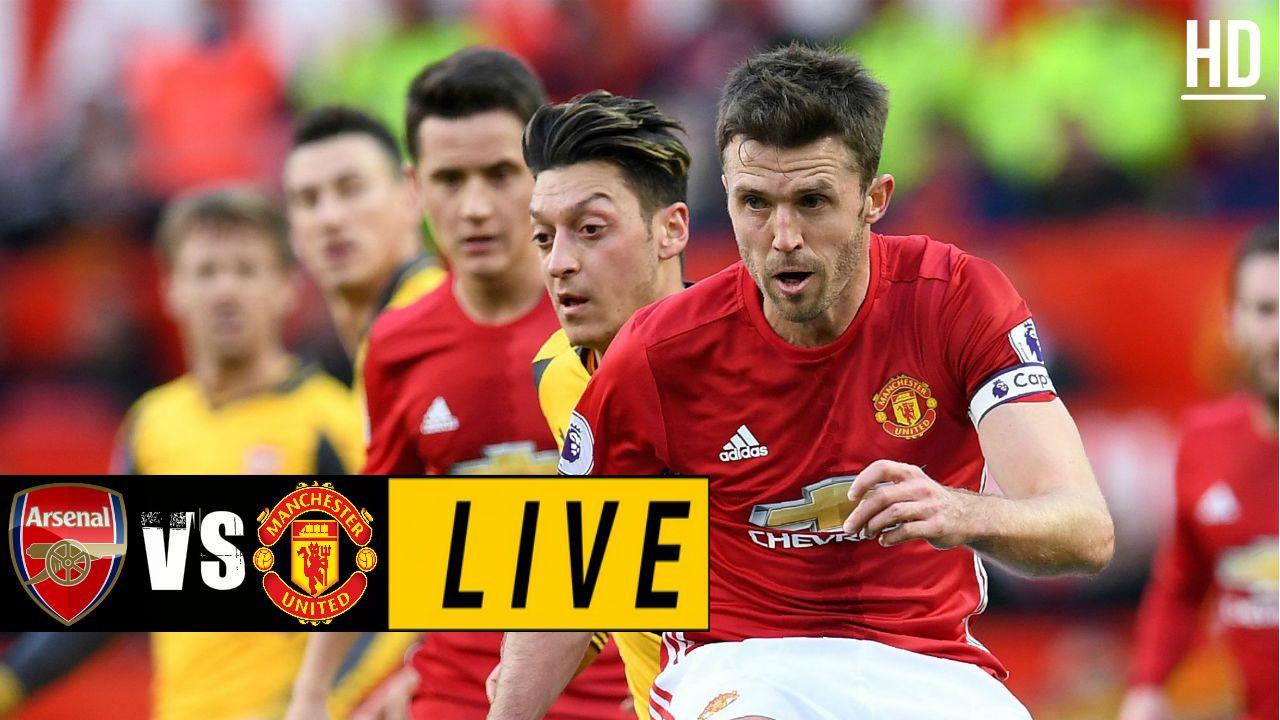 Arsenal vs Manchester United LIVE / May 7, 2017 Arsenal
