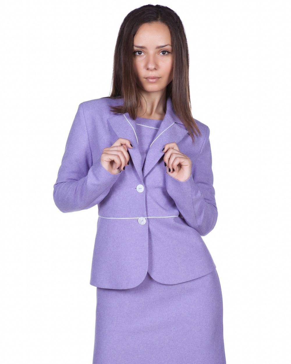 Дамско сако Punkt от efrea.com #efrea #fashion #violet