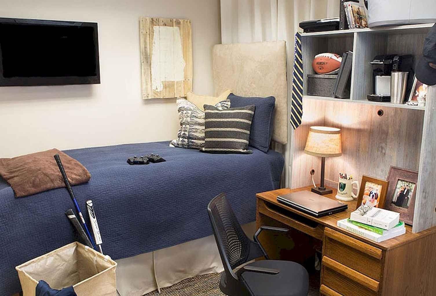 20+Top Efficient Dorm Room Organization Ideas images