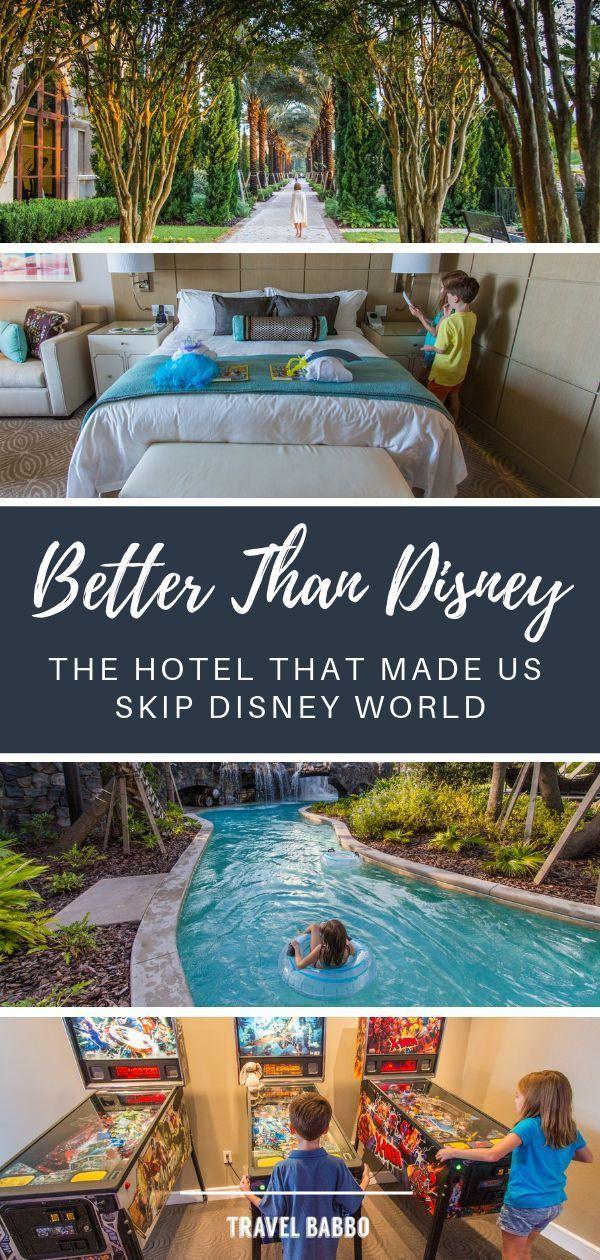 Four Seasons Orlando The Hotel That Made Us Skip Disney World