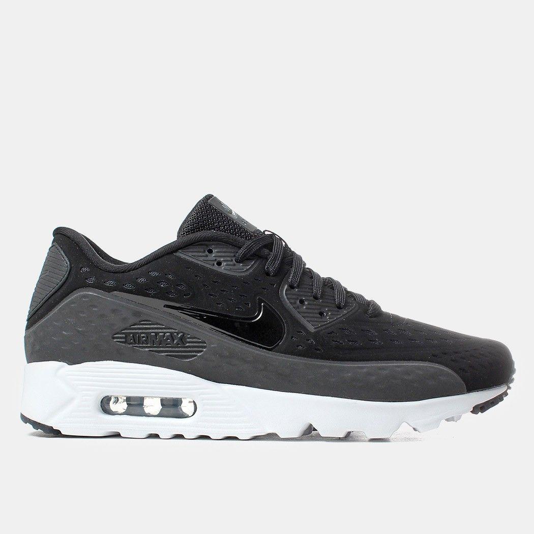 Buy Nike Air Max 90 Ultra BR Shoes BlackBlack from Urban