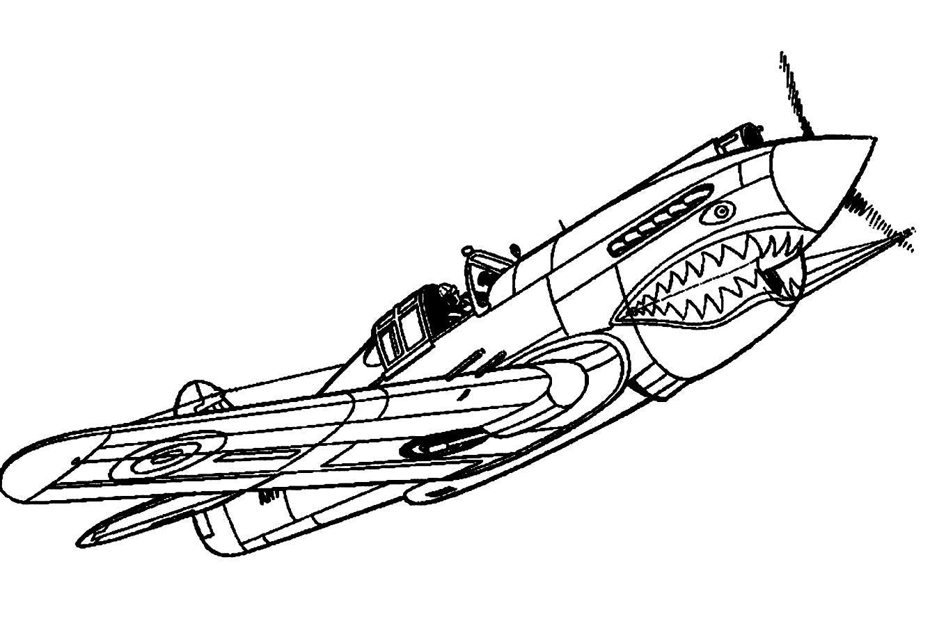 Jet Coloring Pages Airplane Coloring Pages Fnaf Coloring Pages