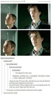 Der Elefant im Zimmer Tumblr  - Sherlock - #der #Elefant #im #Sherlock #Tumblr #...   3587