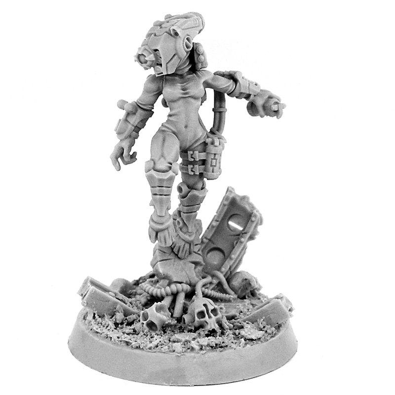 Greater good spectre assassin | miniatures | Warhammer models, Tau
