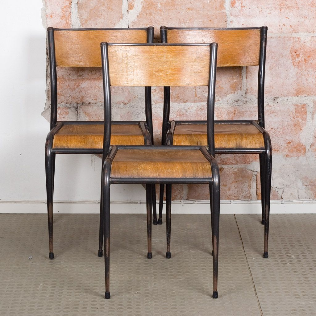 French schoolchairs