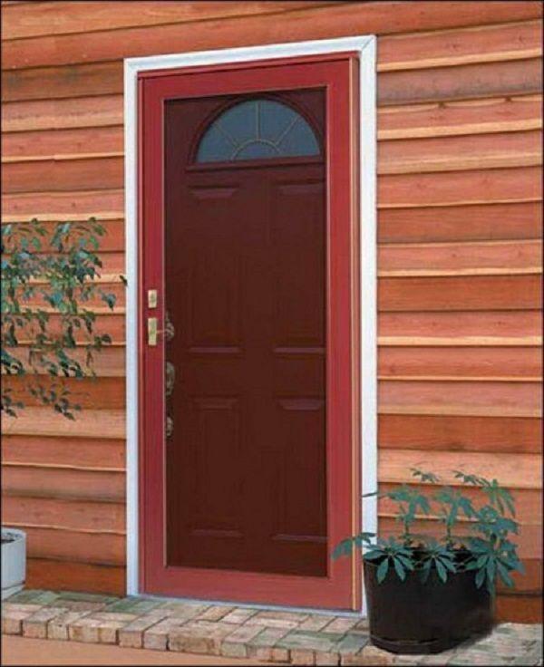 Larson Storm Doors Reviews Door Designs Plans Larson Storm