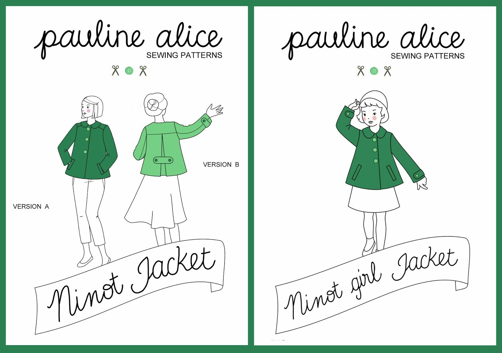 pauline alice - Sewing, patterns, handmade clothing & inspiration ...