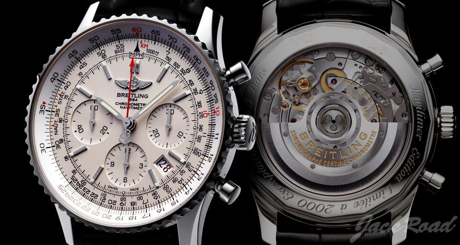 BREITLING Navitimer 01 Limited Edition / Ref.S232G56WBD