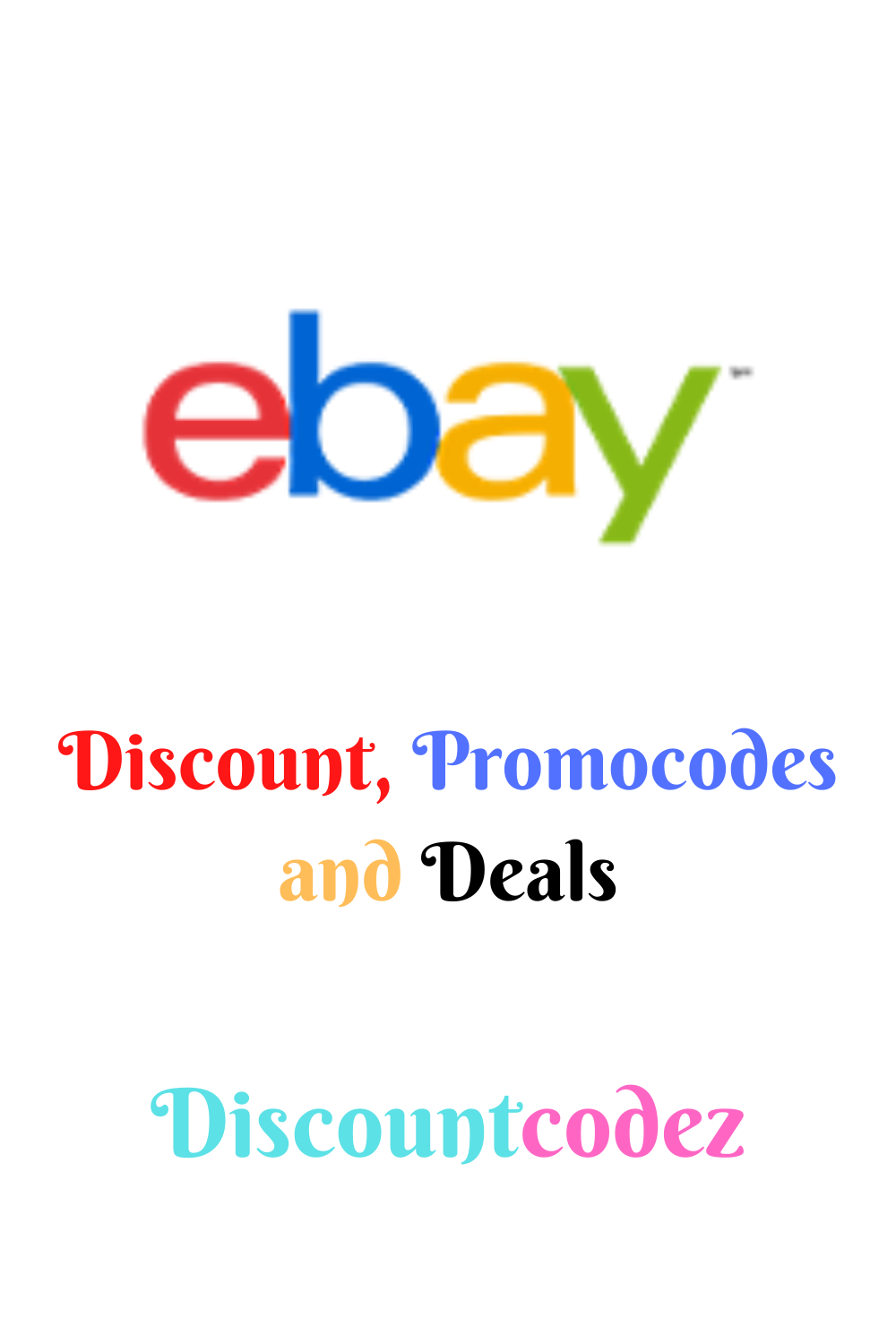 eBay coupons, promocodes and deals in 2020 Ebay coupon