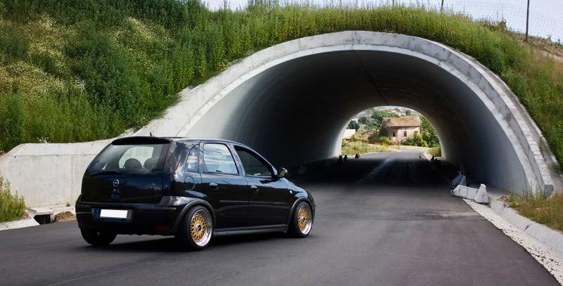 Opel Corsa 1 3cdti Opel Corsa Rodas Bbs Carros