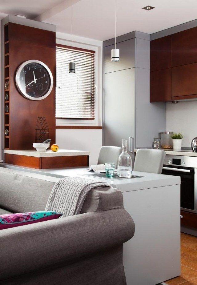 einrichtungstipps wohnküche ideen zum wohnzimmer geöffnet Neue - wohnzimmer mit kuche ideen