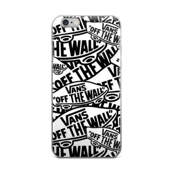 Vans Off The Wall iPhone 6/6s 6 Plus/6s Plus Case - JAKKOUTTHEBXX ...