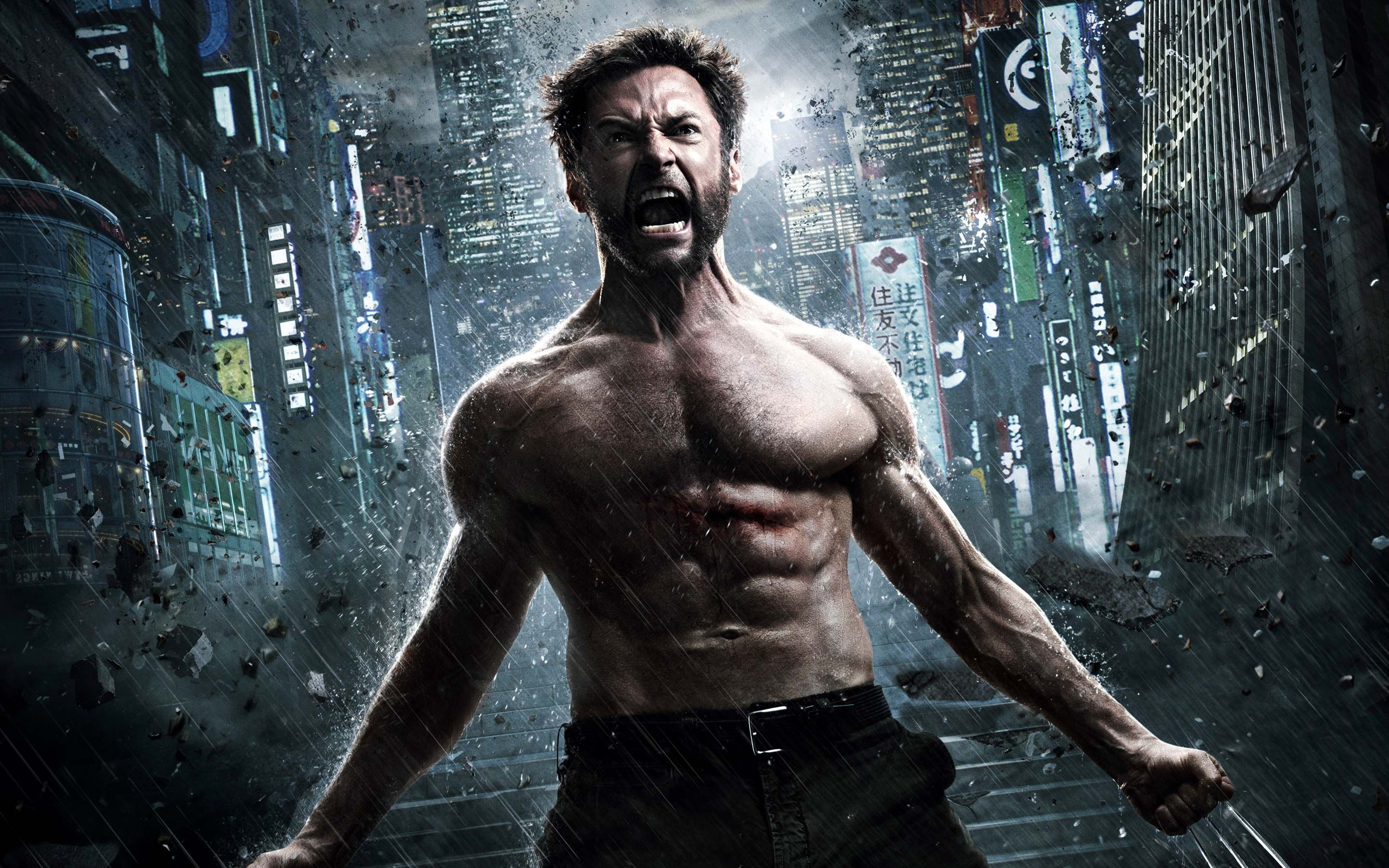 Hugh Jackman X Men Wolverine Wallpapers Hd Collection The