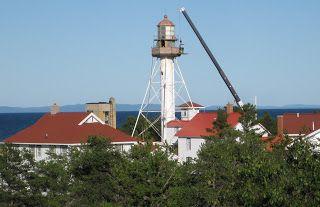 Whitefish Point Light, Upper Peninsula Michigan