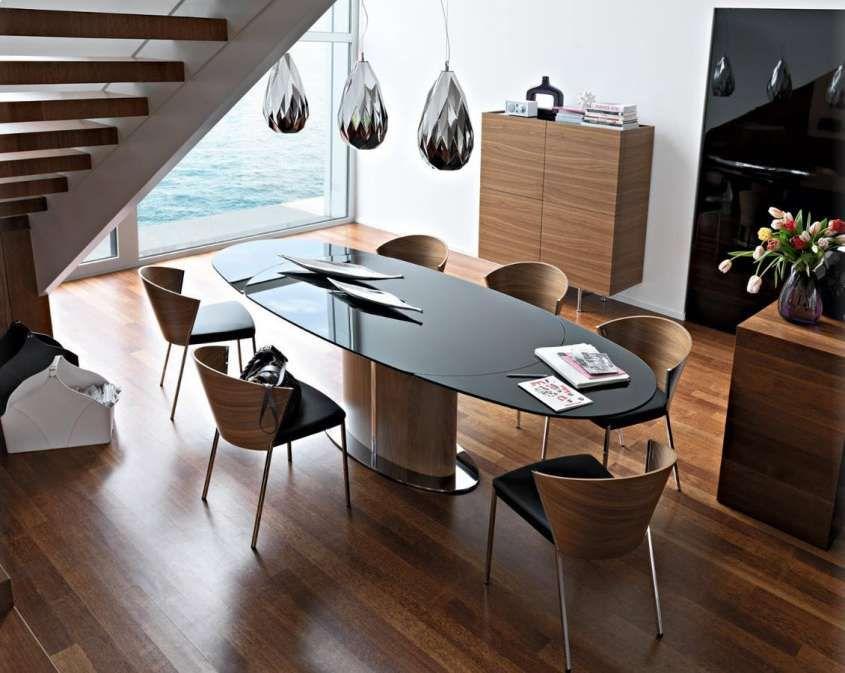 Sala Da Pranzo Moderna Immagini : Arredamento e decorazione della sala da pranzo sala da pranzo