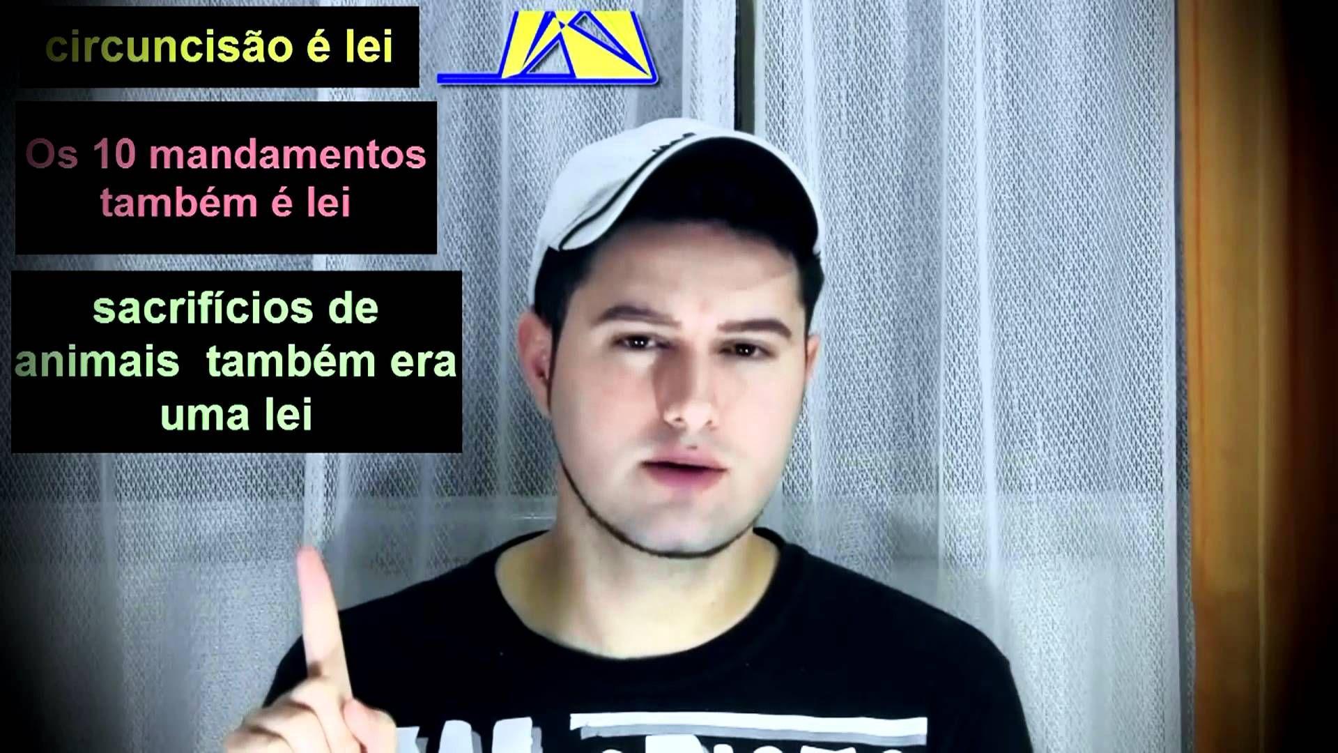 DEBAIXO DA LEI , OBRAS DA LEI (pt 3/4)