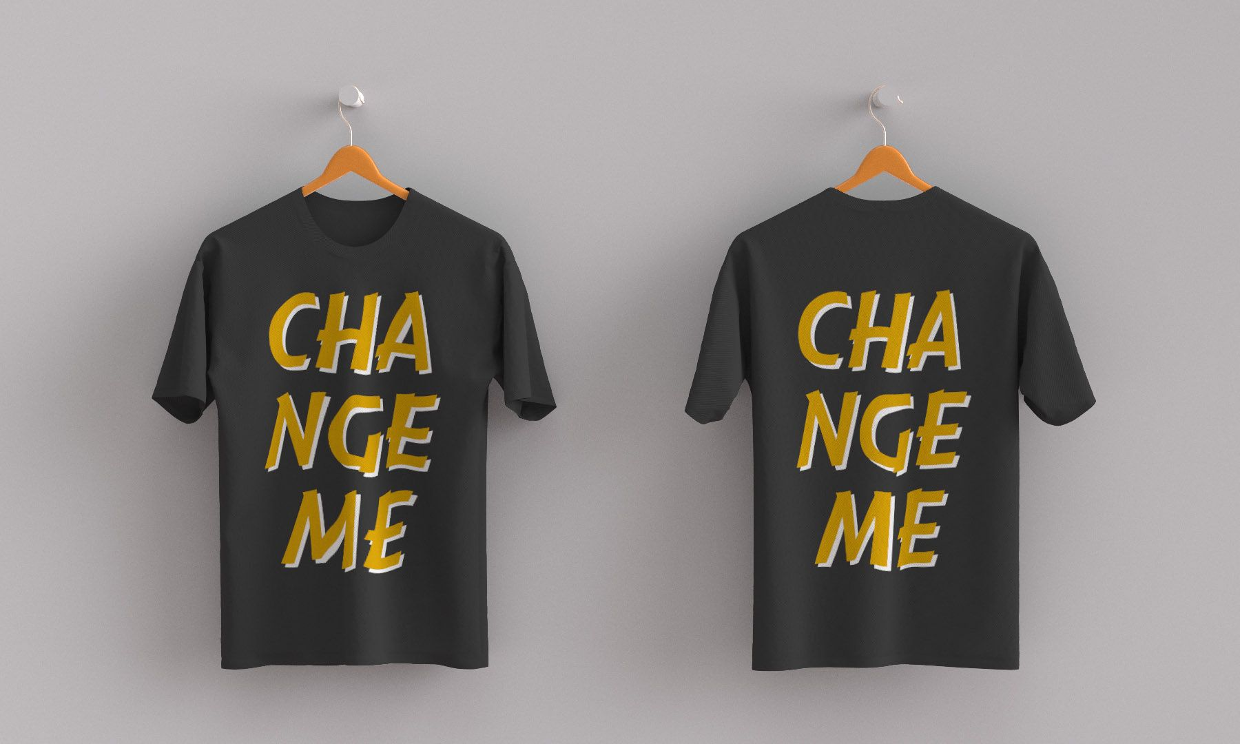 Download T Shirt Free Mockup On Behance Shirt Mockup Tshirt Mockup Photoshop Mockup Free