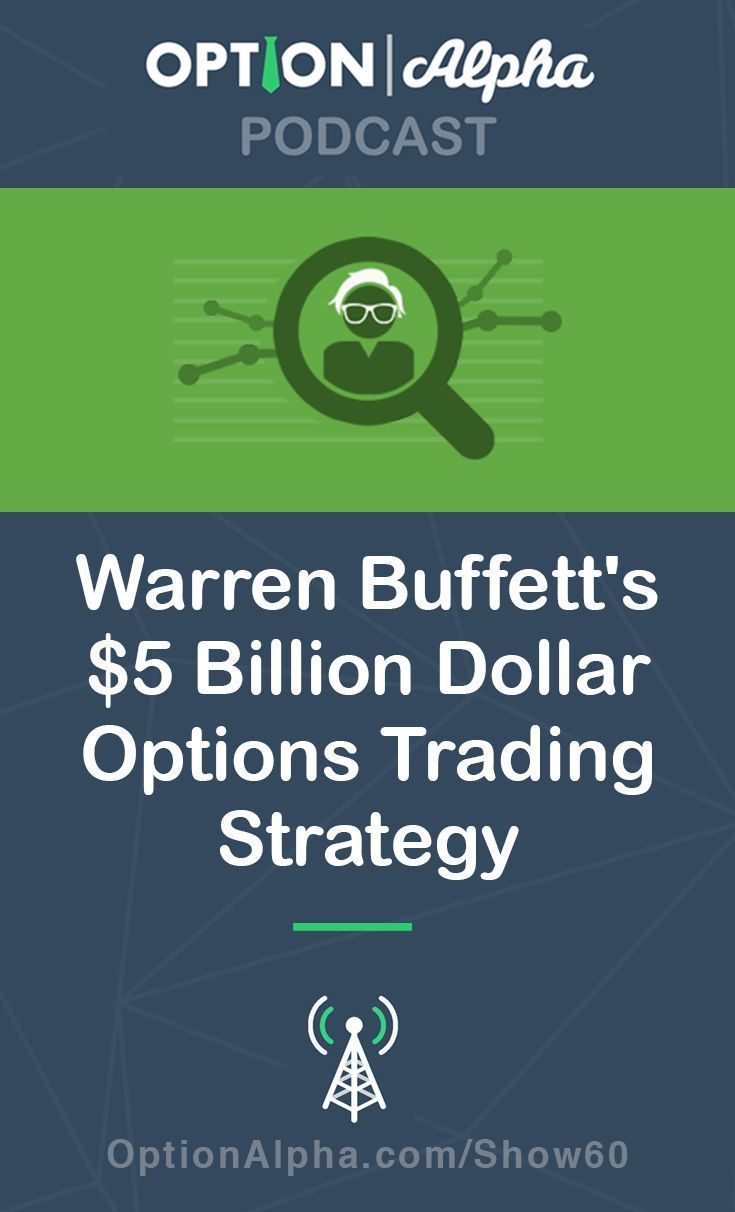 Warren Buffett's $5 billion dollar options trading strategy. #optionalpha