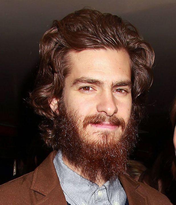 Andrew Garfield Long Hair Beard Andrew Garfield Beard