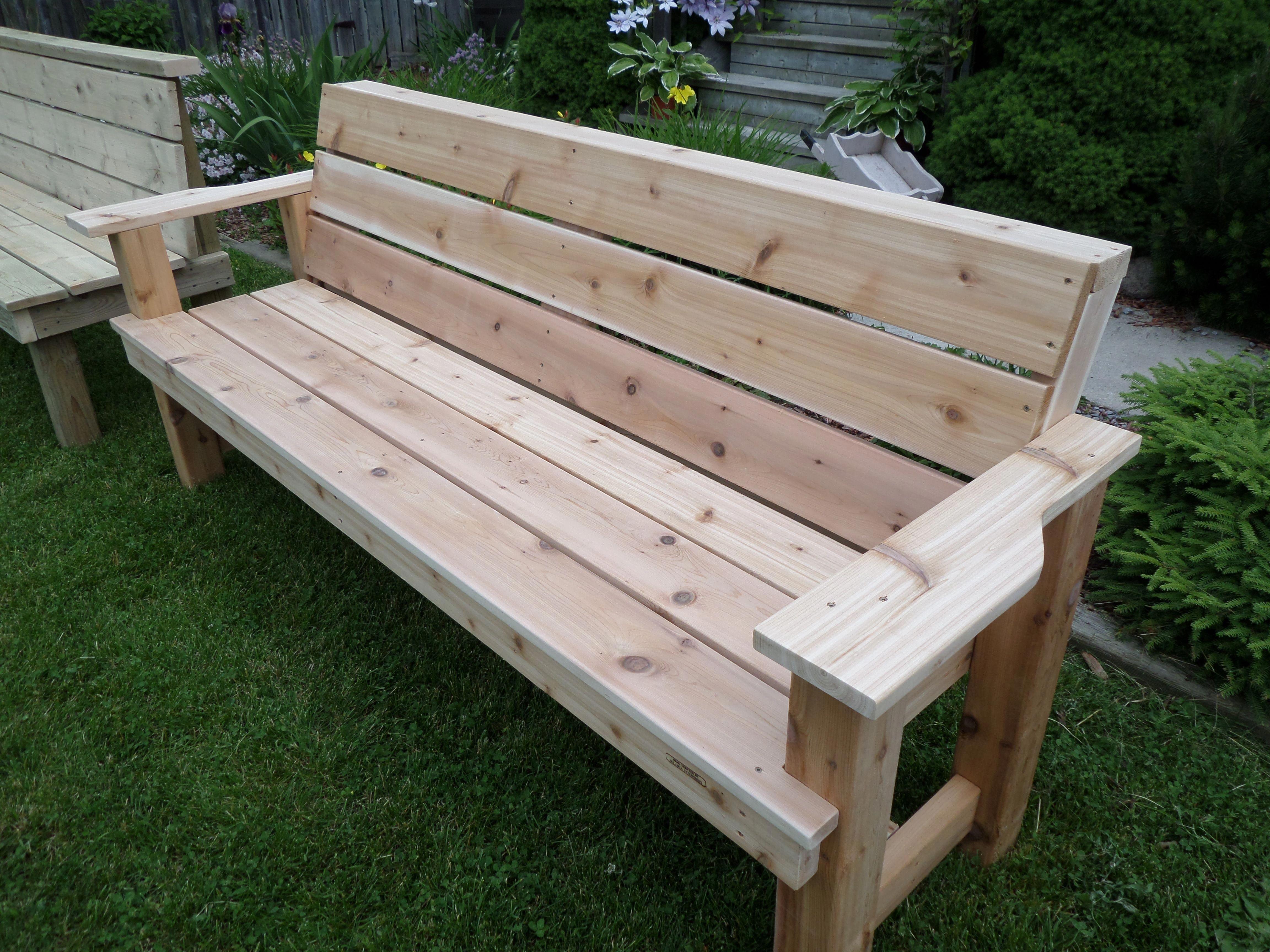 Solid Custom Made Bench Woodworkingplanstable In 2019