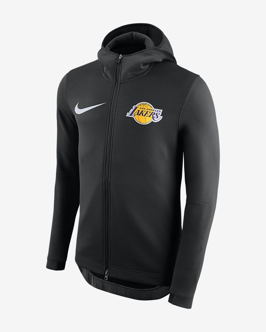 Nba Lakers Therma Showtime À Flex Capuche Angeles Sweat Los Nike De v8wN0Omn