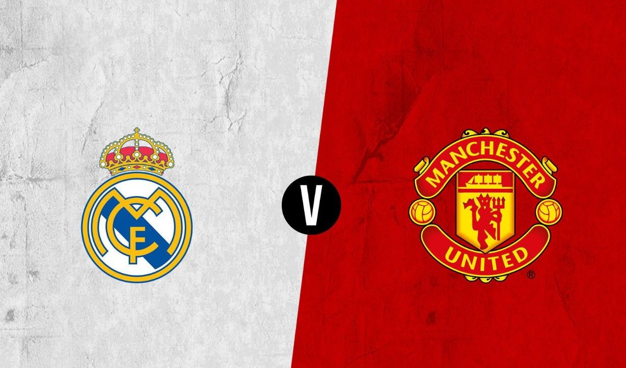 Manchester United Vs Real Madrid International Champions Cup Tv Live Streaming Start Time Team Ne International Champions Cup Manchester United Sports Art