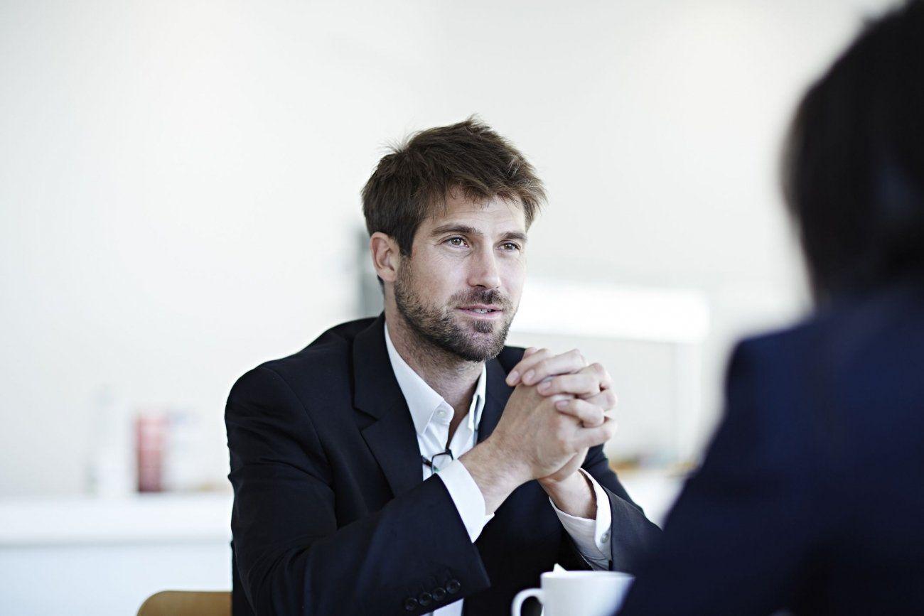 Blue streak daily on twitter job interview tips