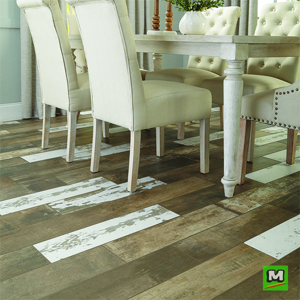 "Woodfield Floor or Wall Ceramic Tile 12"" x 12"". Porcelain"