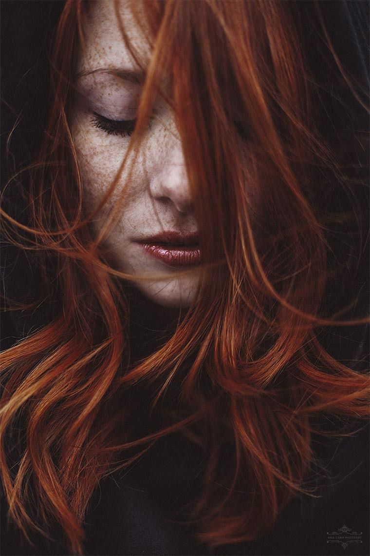Fotografie: Ana Lora Fotografie: Ana Lora Red Hair little red haired girl